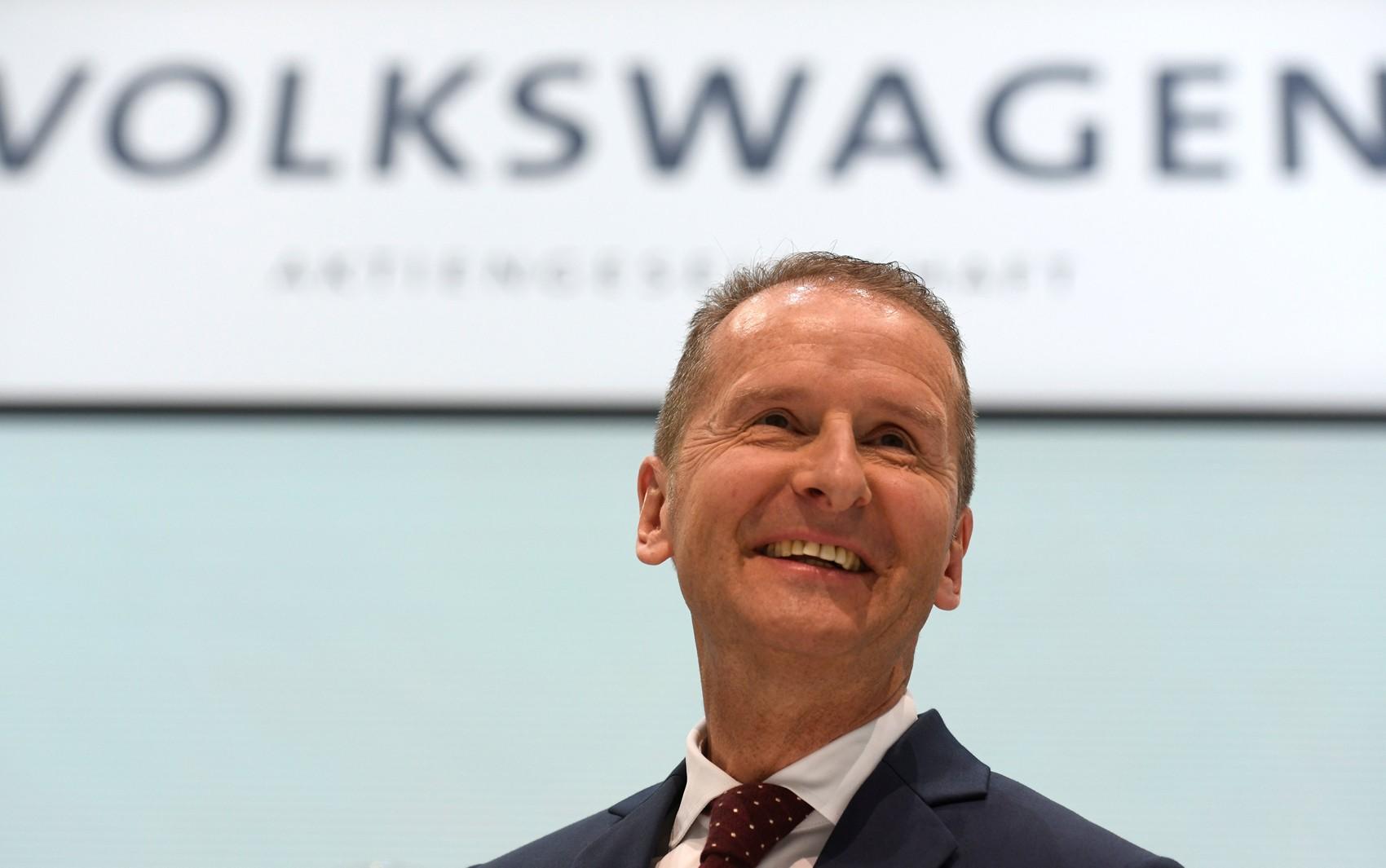 Chefão da Volkswagen se desculpa por frase que remete ao nazismo