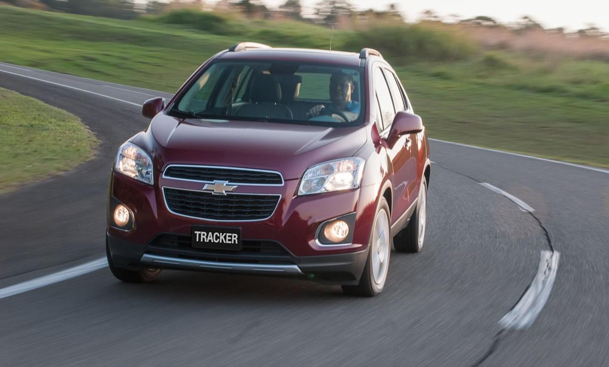 Chevrolet faz novo recall do Tracker por falha na suspensão dianteira