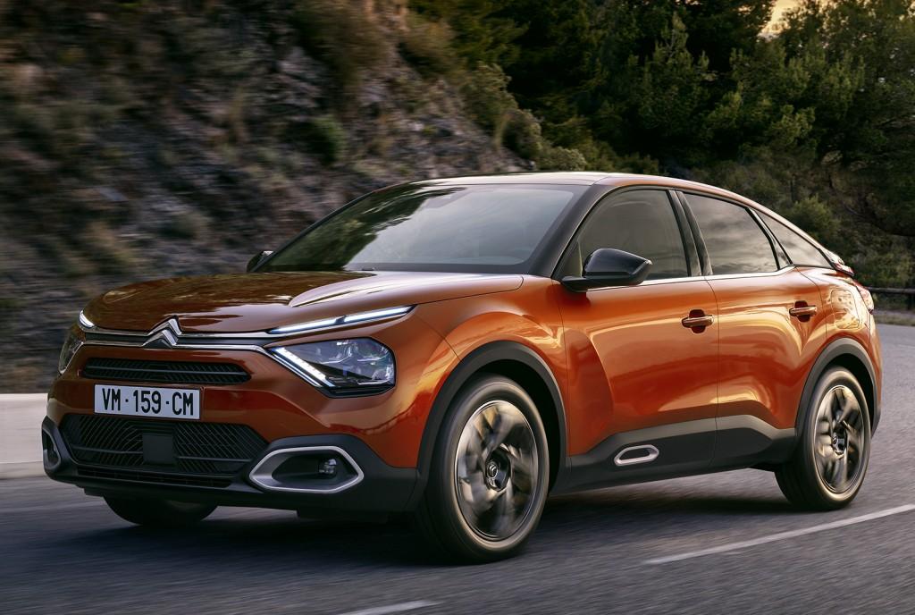 Citroën C4 ganha visual ousado, versão elétrica e suspensão hidráulica