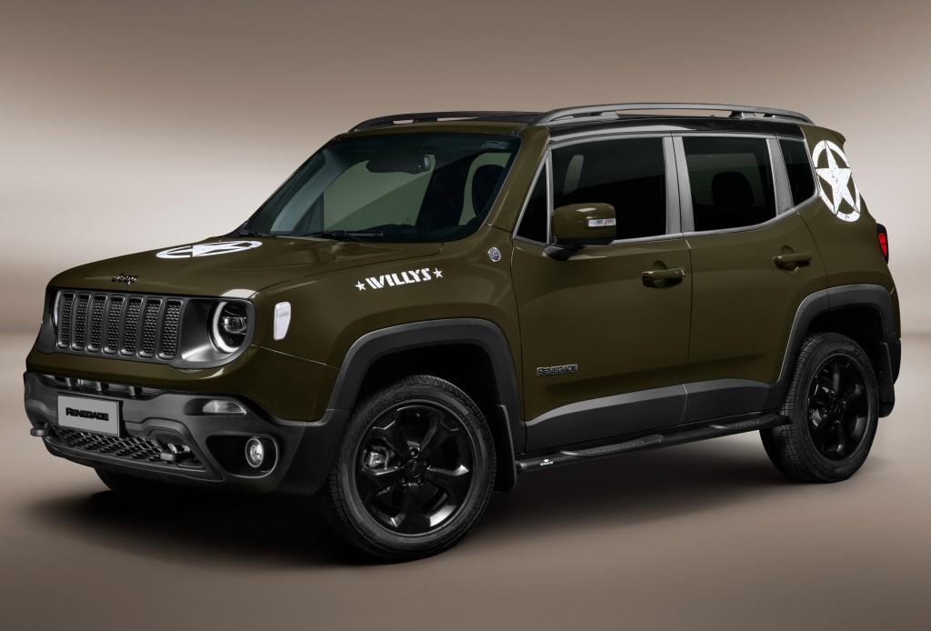 Jeep abre pré-venda do nostálgico Renegade Willys por R$ 146.990