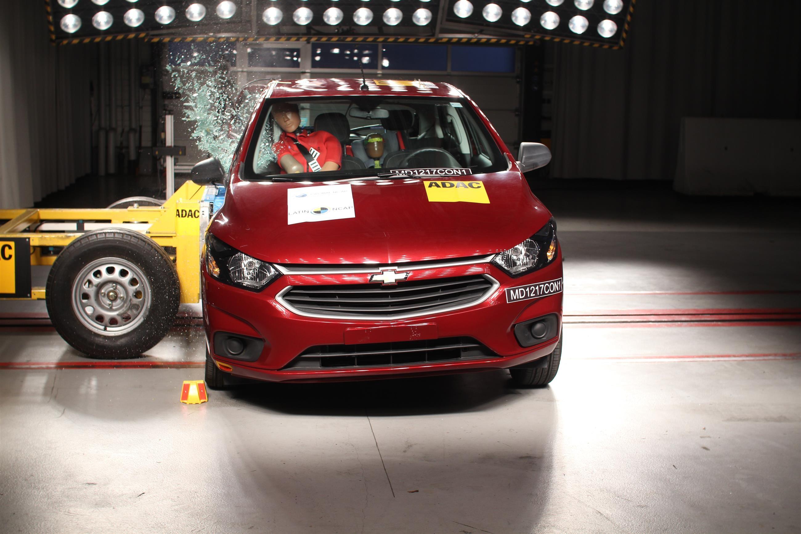 Ministério Público exige recall de 1,2 milhão de Chevrolet Onix no Brasil