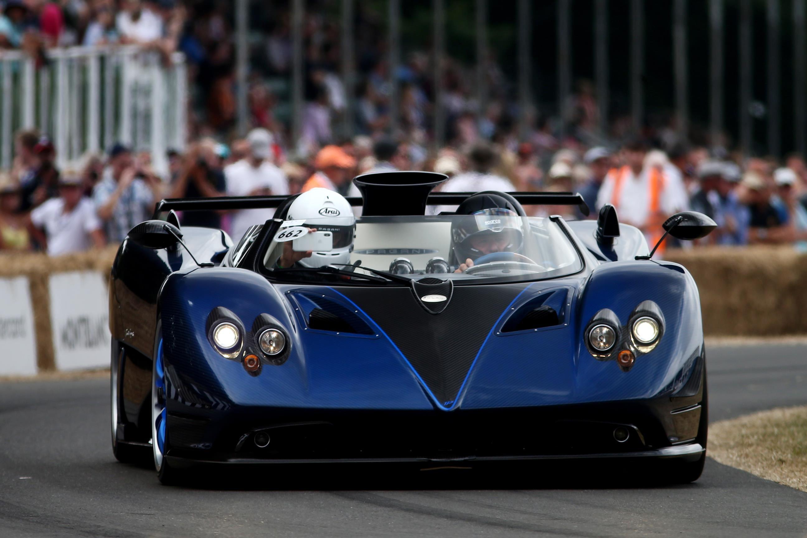 Por R$ 67 milhões, Pagani Zonda HP Barchetta é o carro novo mais caro do mundo