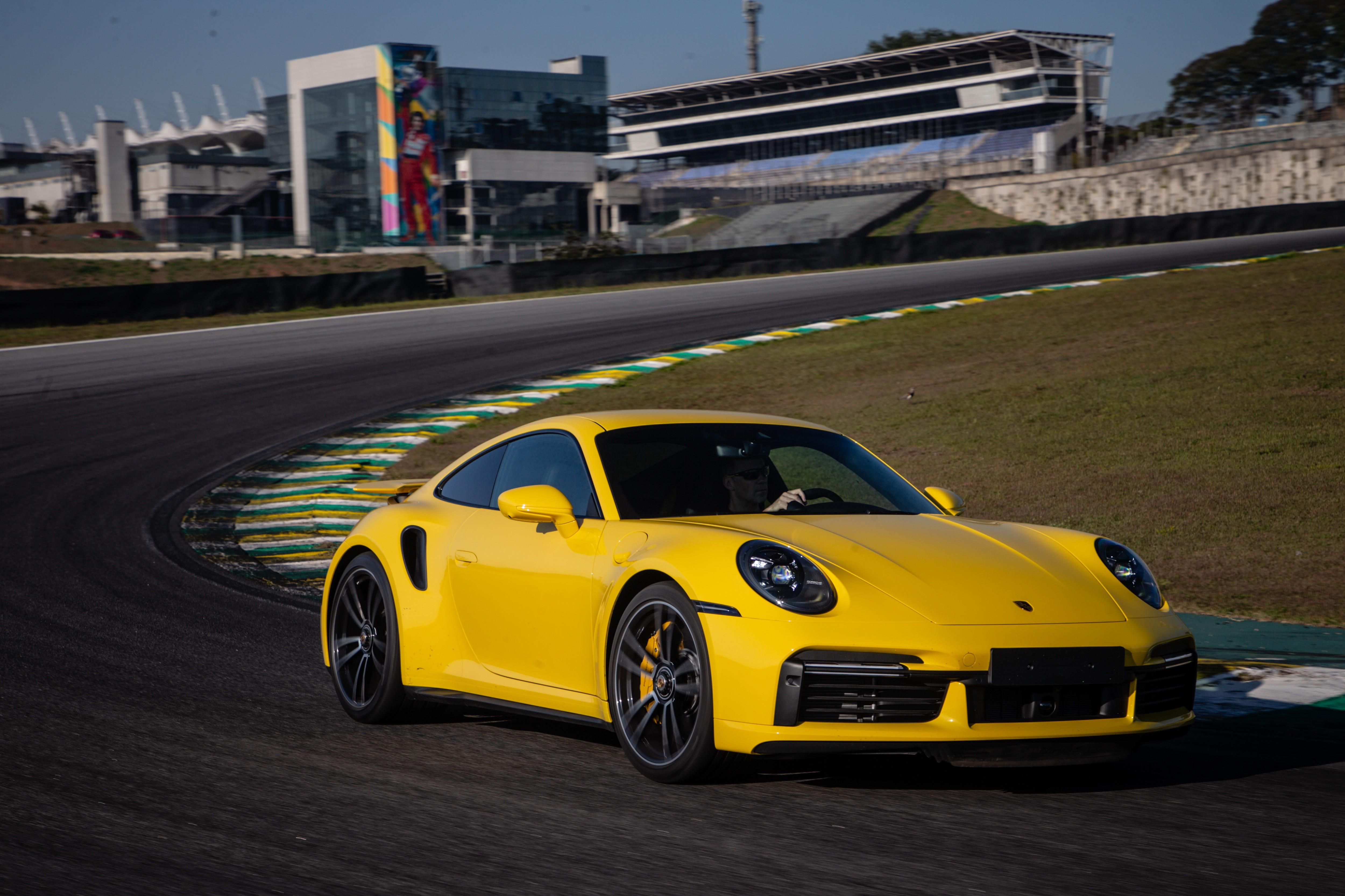 Porsche 911 Turbo S: primeiras impressões