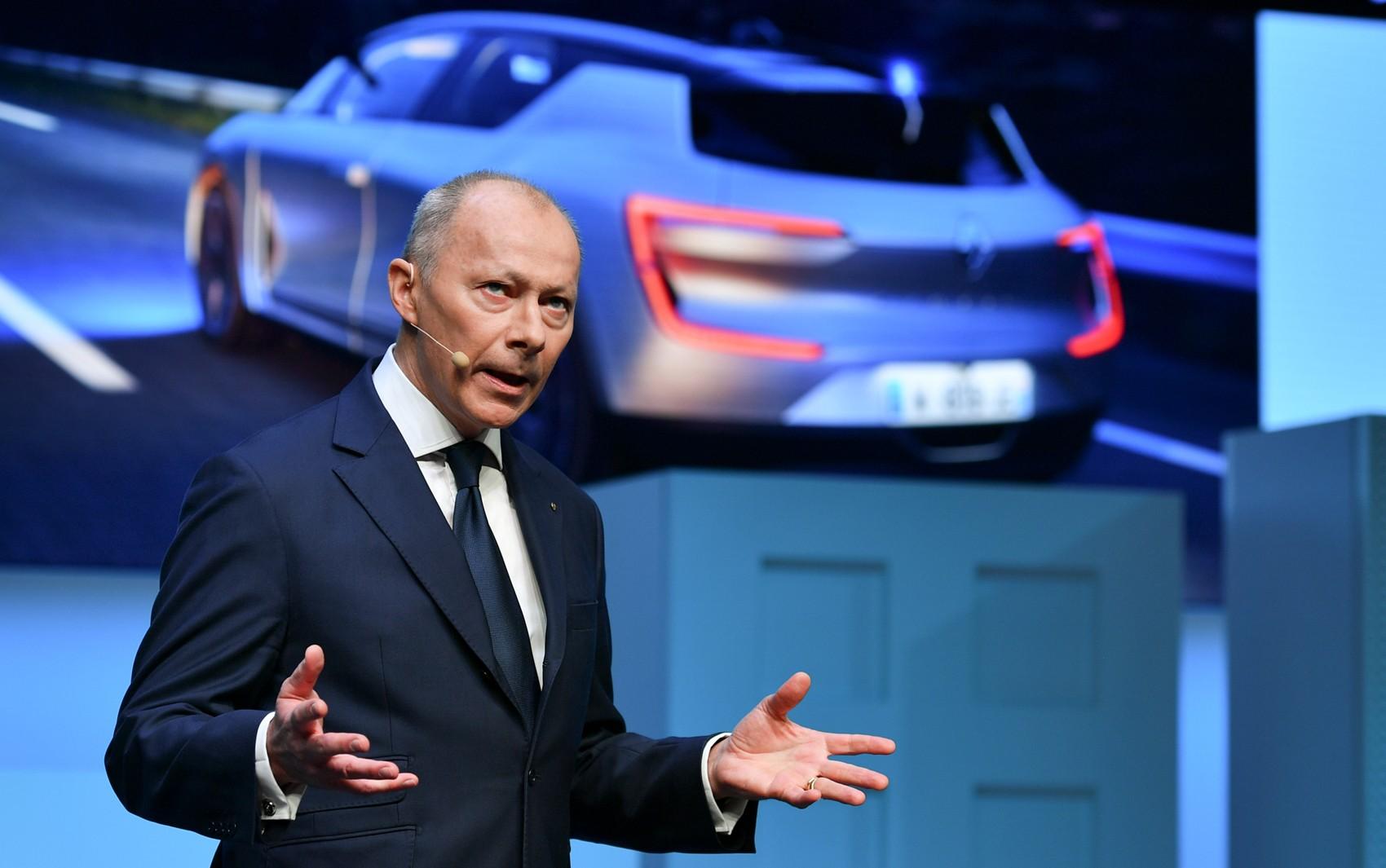 Renault demite o diretor executivo Thierry Bolloré